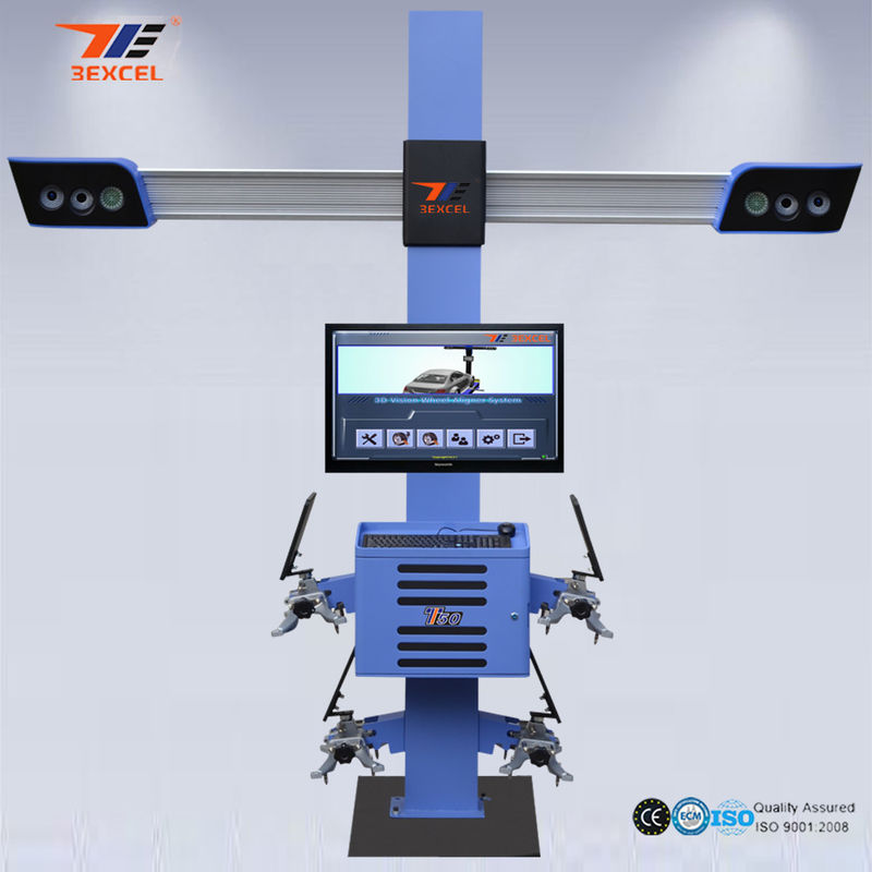 Mobile Truck Wheel Wireless Alignment Equipment Auto Wheel Balancing Professional