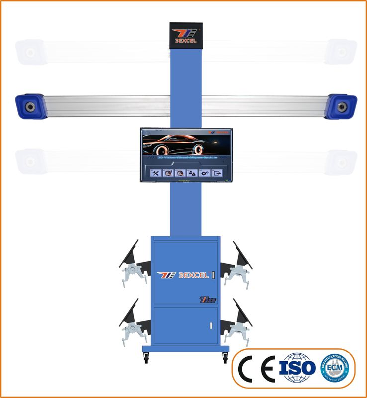 Factory direct sales 3D car wheel alignment machine with free update T288 for garage shop