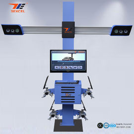 China Mobile Truck Wheel Wireless Alignment Equipment Auto Wheel Balancing Professional distributor